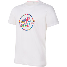 Mammut Nations T-Shirt Homme, bright white